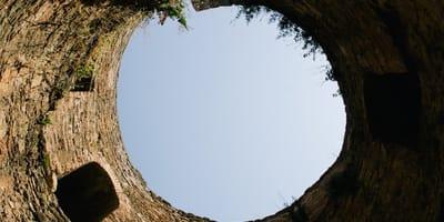 agujero pozo