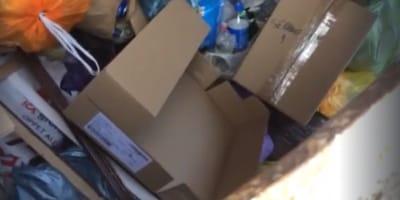 Kontener na śmieci