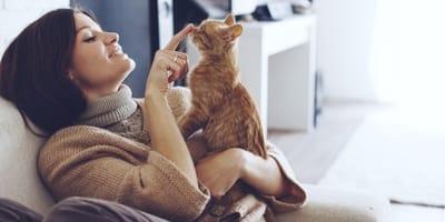 Katzenallergie: Schon vor der Adoption wissen, ob man allergisch ist