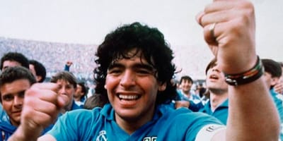 Maradona has died, and left behind a recently adopted puppy