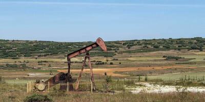 pozo petroleo abandonaod