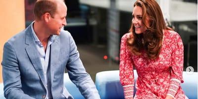William e Kate annunciano un nuovo arrivo in famiglia