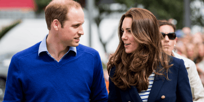 William and Kate welcome new arrival in the family