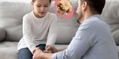 Trucos para convencer a tus padres de tener un perro