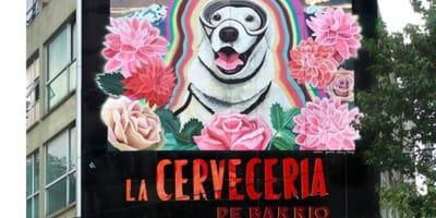 Estos son los mejores murales de perros de la CDMX