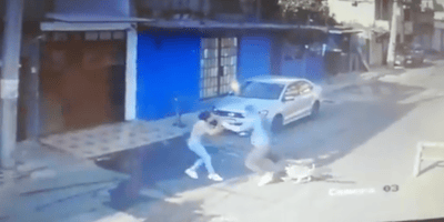 Tlalpan: intenta asaltar a una joven, pero un valiente perrito lo hace salir huyendo