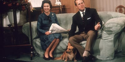 Prinz Philip: 4 zauberhafte Fotos, die zeigen, wie sehr er Hunde liebte