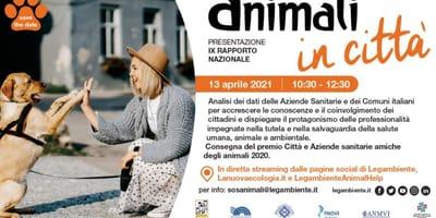 Indagine Legambiente: rapporti tra Comuni italiani e animali