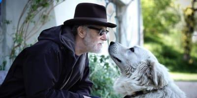 La LNDC omaggia Francesco De Gregori e i 70 anni di amore per i cani