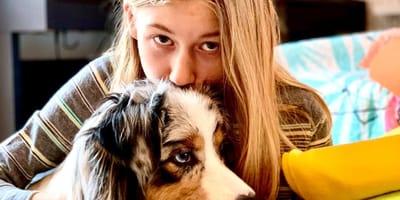 Nastolatka podczas zabaw z psem wpada na genialny pomysł, który pozwala jej zrealizować marzenia