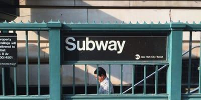 Pies wbiega do tunelu nowojorskiego metra i znika. Akcja poszukiwawcza mobilizuje pracowników i motorniczych