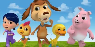 Personajes del perro Chocolo