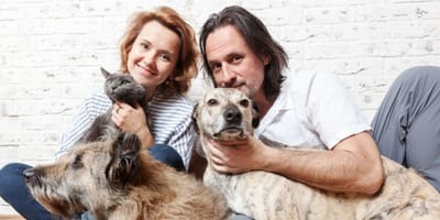 6 motivi per cui cani e gatti sono membri della famiglia!