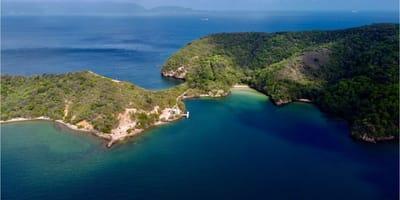 isola-vista-da-un-drone