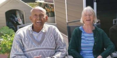 pareja de jubilacion