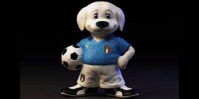cane-mascotte-nazionale-di-calcio-euro-2021