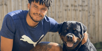 England National Football Team: Meet the players' dogs