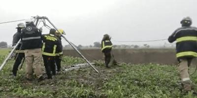 bomberos socavon puebla