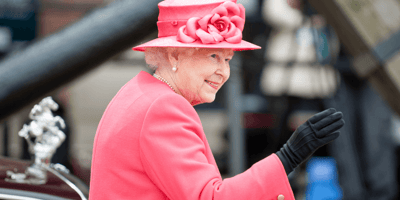 Queen receives wonderful birthday gift after puppy's passing