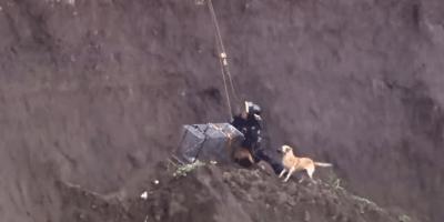 Lo rescataron del socavón en Puebla pero ahora no tiene a dónde ir