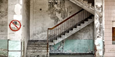 Verlassene Wohnung: Nothilfe aus Hessen entlarvt Ex-Mieter
