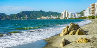 Playa de Santa Marta