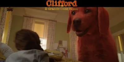 film Clifford Il Grande Cane Rosso