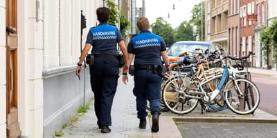 Cacca di cane: le forze dell'ordine hanno un piano ingegnoso
