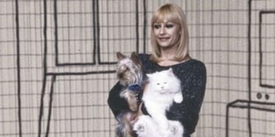 Addio a Raffaella Carrà: anche la sua cagnolina le aveva fatto una Carrambata (Video)