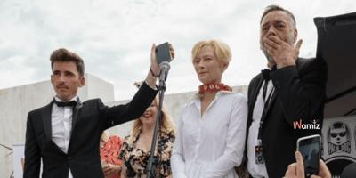 Festival de Cannes: Springer Spaniëls van Tilda Swinton winnen de Palm Dog Wamiz voor 'The Souvenir II'