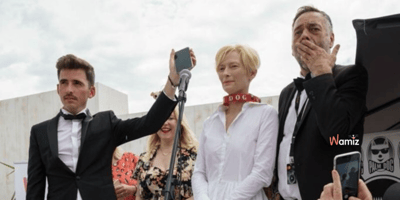 Cannes 2021: agli Springer Spaniel di Tilda Swinton la Palm Dog Wamiz per The Souvenir II