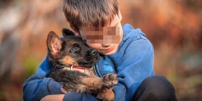Las mejores razas de perros para niños autistas
