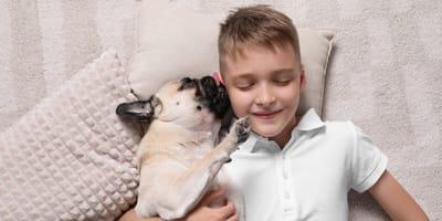 Dlaczego pies liże? Oto powody!