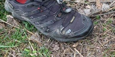 Serbia: mężczyzna zauważa porzucony but, a obok coś, co łamie mu serce
