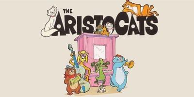 Aristogatos: los nombres de los gatos más elegantes de Disney