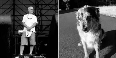 Rolling Stones tour manager dies while digging dog grave