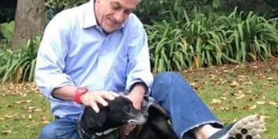 Los perros de los presidentes chilenos