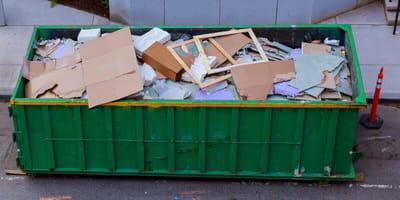 Sagenhafter Fund in Müllcontainer bei Wuppertal