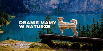 Dbanie mamy w naturze – bezzbożowe karmy COUNTRY&NATURE