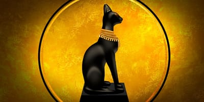 """El sonido egipcio que hace """"sentir"""" a los gatos como dioses"""
