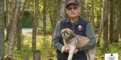 Nie ruszając się z Alaski, wraz ze swoim psem okrążył ziemię. Jak to możliwe?