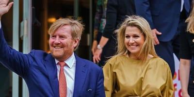 Holland steht Kopf: Königspaar zeigt neues Familienmitglied!