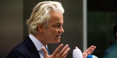 """Geert Wilders verdrietig om verlies: """"Alsof er een been wordt geamputeerd"""""""