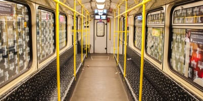 Berliner U-Bahn: Polizei geht nach rätselhaftem Vorfall an die Öffentlichkeit