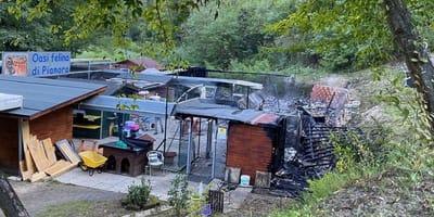 Incendio all'Oasi felina di Pianoro: i volontari chiedono aiuto