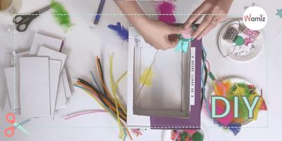 DIY: Móvil para gatos con materiales reciclados, ¡listo en 15 minutos!
