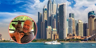 'Goodbye Holland, Hello Dubai!', Gordon geniet van de zon maar hoe zit het met hondje Toto?