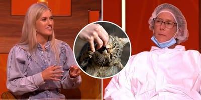 """""""Eten katten lijken?"""" Bijna 1 miljoen kijkers verrast door bizarre vraag in Wie van de Drie"""