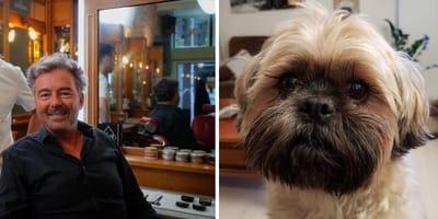"""Bert van Leeuwen open over verlies hondje: """"afgelopen weken bijna elke dag wel tranen gelaten"""""""