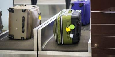 Koffer viel zu schwer: Flughafen entdeckt blinden Passagier